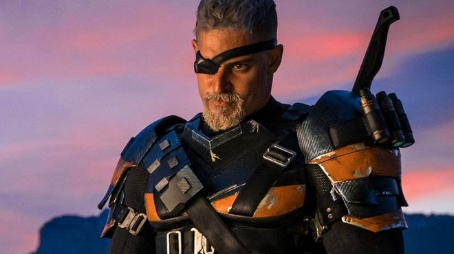 Justice League : découvrez le nouveau look de Deathstroke dans la Snyder Cut