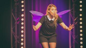 Le diable est une gentille petite fille : le show de Laura Laune en Exclusivité DVD à la Fnac