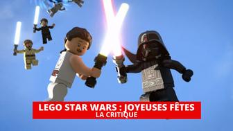 LEGO Star Wars - Joyeuses Fêtes : quand Disney se moque de nous