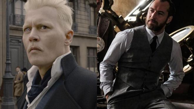 Les Animaux fantastiques 3 : Jude Law (Dumbledore) réagit au renvoi de Johnny Depp
