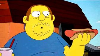 Les Simpson : quel est le véritable nom du vendeur de BD ?