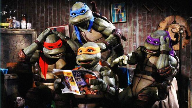 Les Tortues Ninja : le producteur du film de 1990 aimerait faire un reboot
