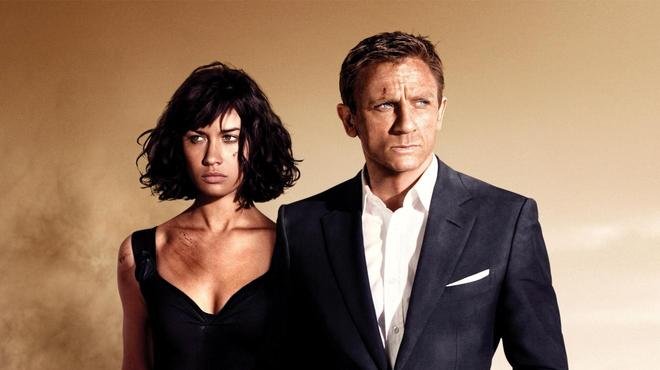 Quantum of Solace : ces blessures impressionnantes de Daniel Craig sur le tournage