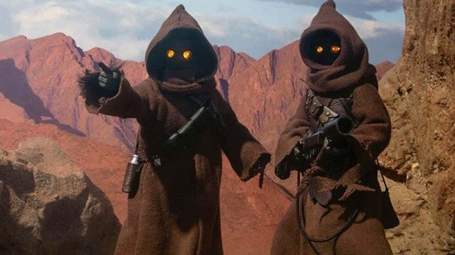 Star Wars : à quoi ressemblent les Jawas sous leur costume ?
