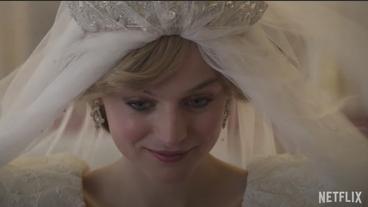 The Crown saison 4 : Emma Corrin (Diana) a été hospitalisée après une scène