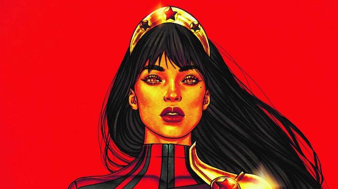 Wonder Girl : une nouvelle série DC en préparation