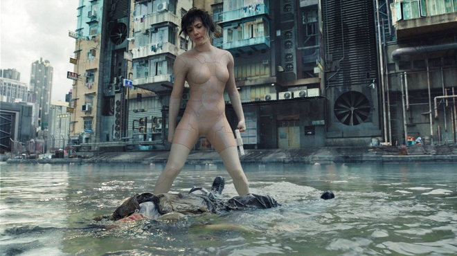 Ghost in the Shell : un entraînement éreintant pour Scarlett Johansson