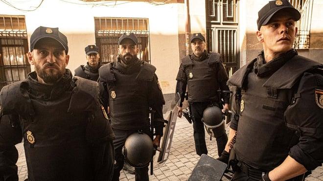 Antidisturbios sur myCanal : c'est quoi cette série espagnole sur les violences policières ?