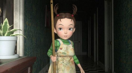Aya et la Sorcière : le prochain Ghibli dévoile sa bande-annonce