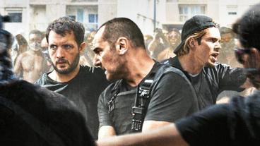 BAC Nord : une bande-annonce puissante avecFrançois Civil, Gilles Lelloucheet Karim Leklou