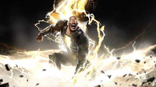 Black Adam : Dwayne Johnson dévoile son impressionnante musculature