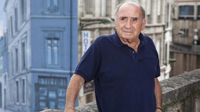 Claude Brasseur, immense acteur français, est mort