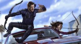 Hawkeye : premières images d'Hailee Steinfeld en Kate Bishop sur le tournage de la série