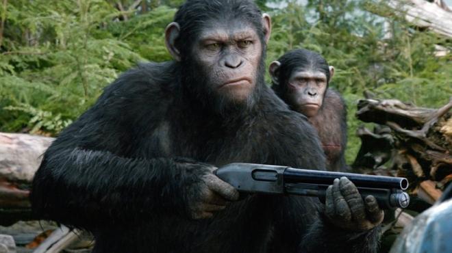 La Planète des singes L'Affrontement : pourquoi le sujet des armes a fait débat