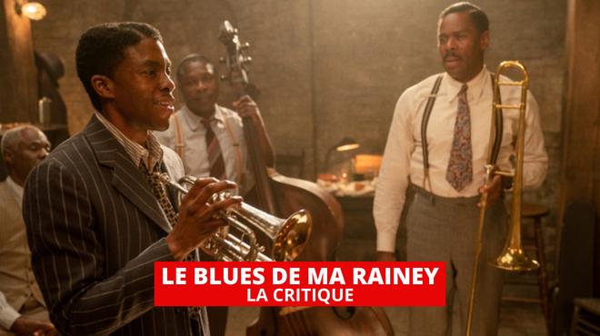 Le Blues de Ma Rainey : la partition finale de Chadwick Boseman