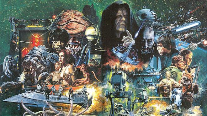 Le Retour du Jedi : l'histoire devait être totalement différente