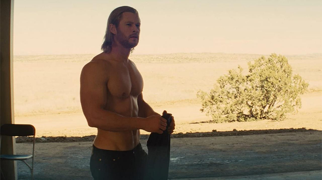Limitless : Chris Hemsworth met son corps à l'épreuve pour Disney