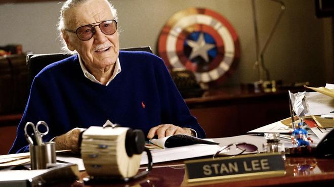 Marvel : un biopic sur Stan Lee pourrait se faire