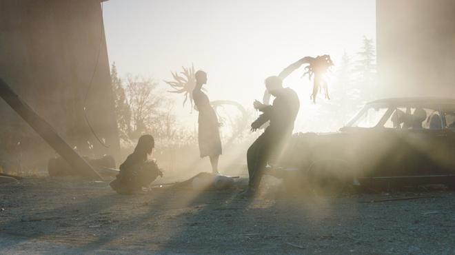 Prisoners of the Ghostland : premiers aperçus du film de Sion Sono avec Nicolas Cage