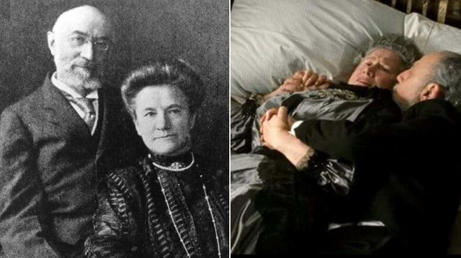 Titanic : la tragique histoire vraie du couple Isidor et Ida Straus