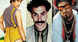 Ali G, Borat, Brüno : Sacha Baron Cohen arrête les films undercover en caméra cachée