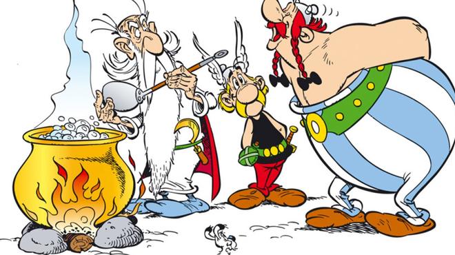 Astérix et Obélix : une série animée sur Idéfix est en préparation