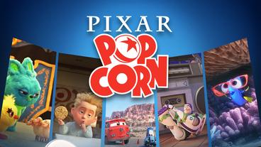 Pixar Popcorn : une bande-annonce des courts-métrages prévus sur Disney+