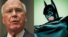 Batman : le nouveau président du Sénat américain a joué dans 5 films du justicier !