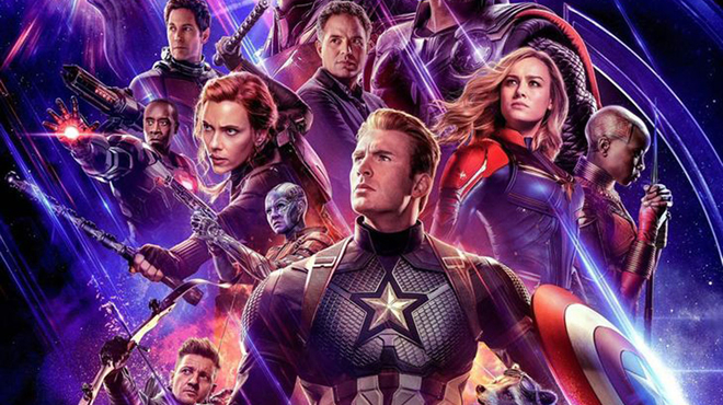 Avengers Endgame surpasse l'intégralité du box-office US 2020