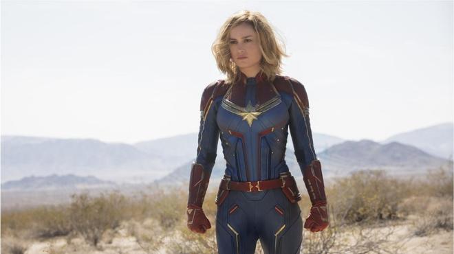 Captain Marvel 2 : Brie Larson débute l'entrainement