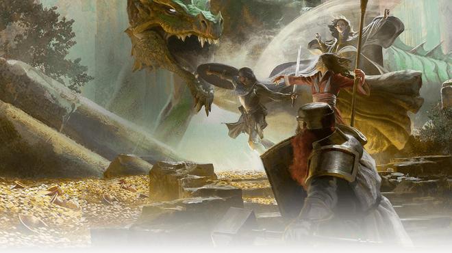 """Donjons et Dragons : une série télé en développement par le créateur de """"John Wick"""""""