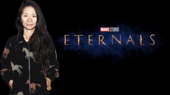 Eternals : le film de Chloé Zhao sera différent des autres Marvel