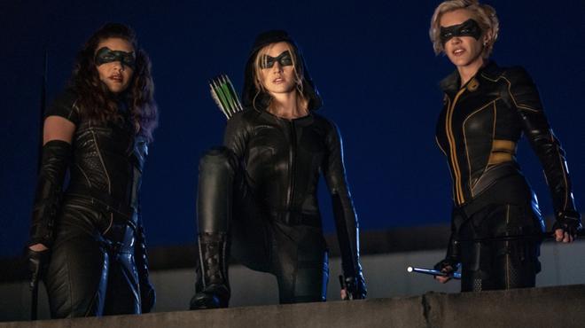 Green Arrow and the Canaries : la série ne verra pas le jour