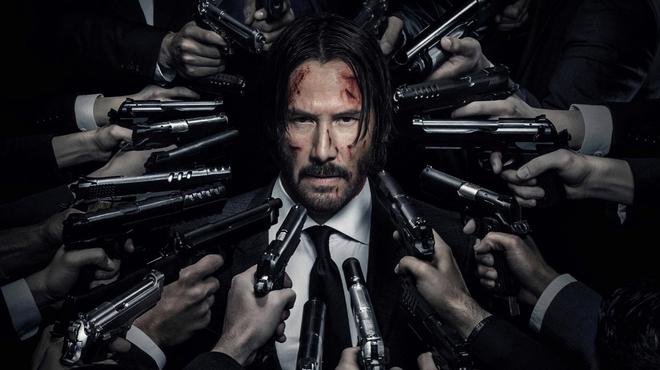 John Wick 2 : découvrez l'entraînement titanesque de Keanu Reeves