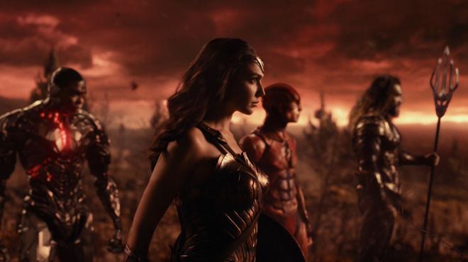 Justice League : Zack Snyder dévoile une nouvelle image
