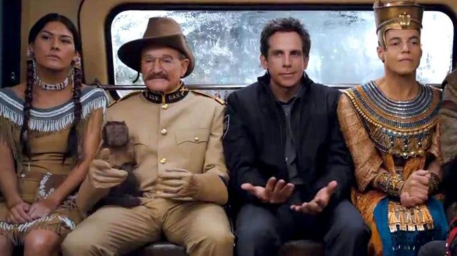 La Nuit au musée 3 : l'anecdote touchante de Rami Malek sur Robin Williams