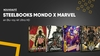 Les super-héros Marvel disponibles en Steelbook Mondo Blu-ray 4K Ultra HD à la Fnac