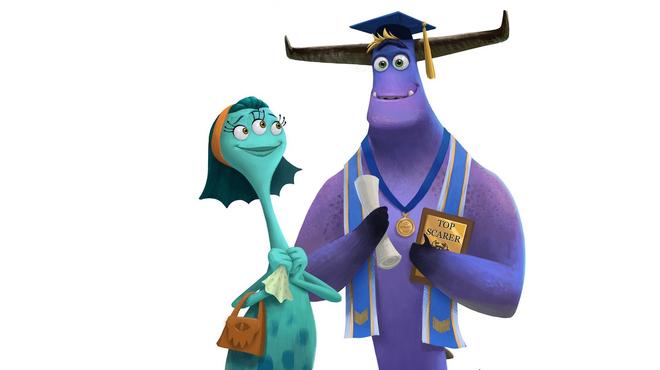 Monstres et Cie : ce qu'il faut savoir sur la série Disney+