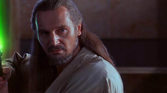 Série Obi-Wan Kenobi : Liam Neeson est partant pour revenir en Qui-Gon Jinn