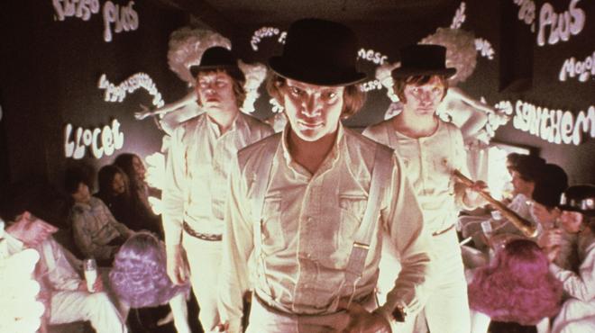 Orange mécanique a 50 ans : découvrez des anecdotes du film de Stanley Kubrick