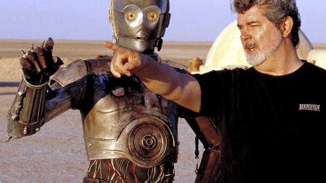 Que pense George Lucas des nouveaux films Star Wars ?