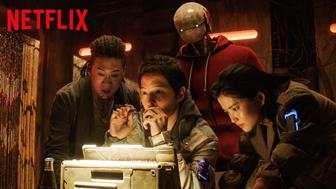 Space Sweepers : Netflix dévoile un trailer dément pour le blockbuster coréen