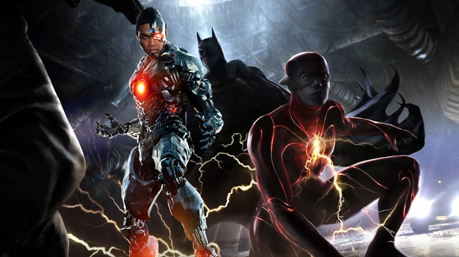 The Flash : Cyborg ne sera pas dans le film