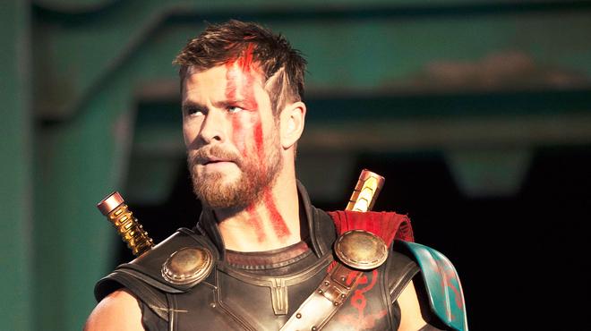 Thor 4 : découvrez des premières images du tournage avec Chris Hemsworth
