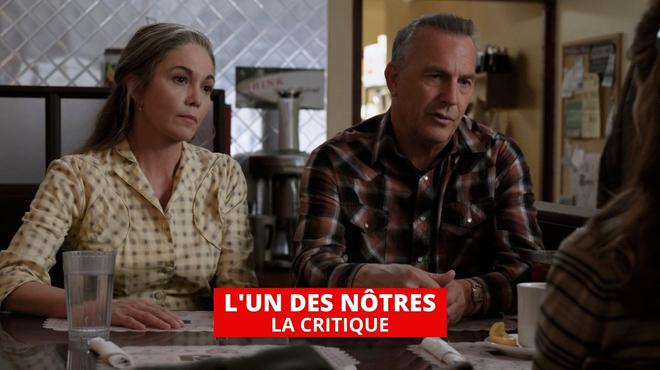 L'un des nôtres : Diane Lane et Kevin Costner en grand-parents courageux