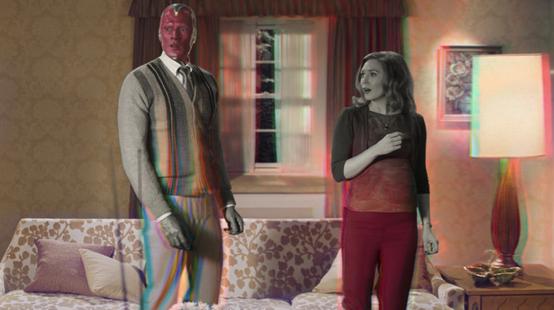 WandaVision : que veut dire ce symbole dans les deux premiers épisodes ?