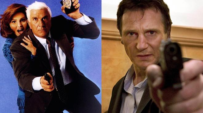 Y a-t-il un flic ? : Liam Neeson pour remplacer Leslie Nielsen dans le reboot ?