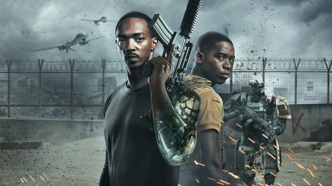 Zone Hostile : c'est quoi ce film Netflix avec Anthony Mackie ?