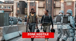 Zone Hostile : un film d'action qui passe à côté de son potentiel