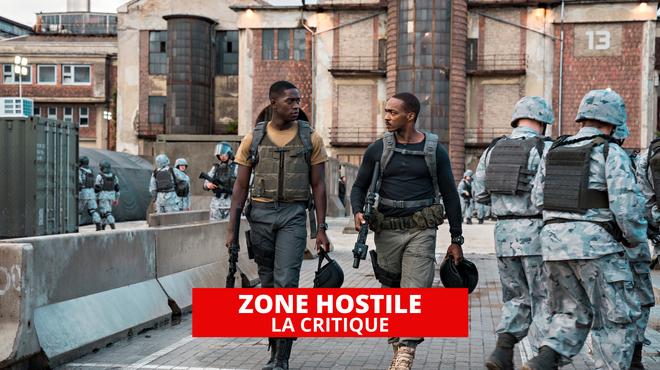 Zone Hostile : un film d'action qui passe à côté de son potentiel